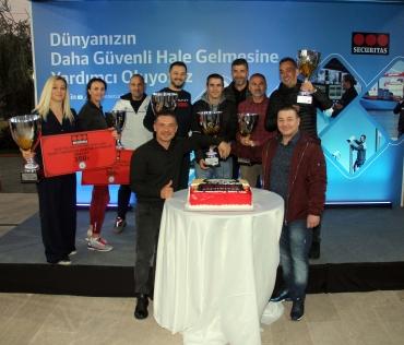 SECURITAS DEFİ LİGİ'NDE MUHTEŞEM FİNAL